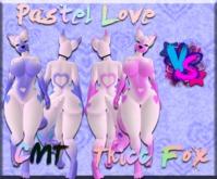 Thicc Fox - Pastel Love Mod