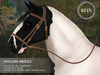 REIN - TeeglePet English Bridle CLYDESDALE