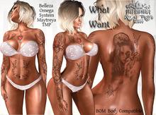 TSB ::: Tattoo what I want