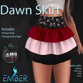 EMBER Dawn Skirt V-day