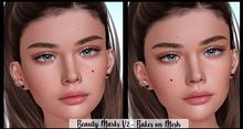 Beauty Marks V2 - Bakes on Mesh (BoM)