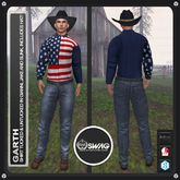 [RnR] Swag Garth Cowboy Country Western Outfit works with Gianni, Jake & Slink!
