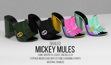 [G] Micky Mules Fatpack