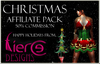 ::FIERCE DESIGNS:: CHRISTMAS AFFILIATE/CHRISTMAS RESELLER programme 50% COMMISSION!::Become a Friend of FIERCE!