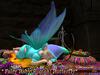 !Skifija Women fairy baby TURQUOISE