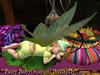 !Skifija Women fairy baby GREEN
