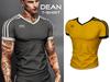 Mossu - Dean T-Shirt - Yellow