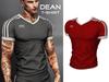 Mossu - Dean T-Shirt - Red
