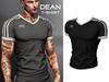 Mossu - Dean T-Shirt - Dark Gray