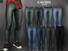 Mossu - Xavier Jeans - DEMO