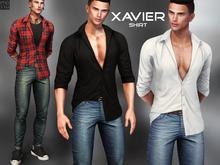 Mossu - Xavier Shirt - DEMO