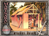 ruin hut