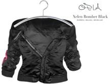 OPIA Xelen Bomber Black