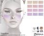 Zibska ~ Finea Blush in 12 colors with Lelutka, Genus, LAQ, Catwa and Omega appliers, tattoo & universal tattoo BOM