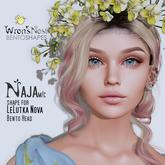 { wren's nest } Naja Shape for LeLutka Nova head
