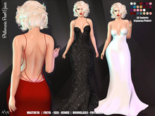 [hh] Philomenia Pearl Gown