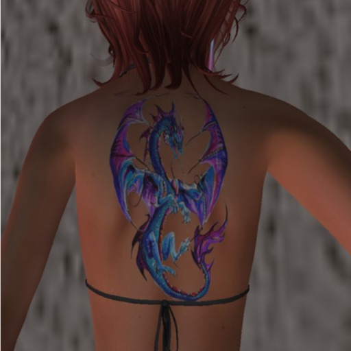 [Les Puces] Tattoo Dragon - BoM (Wear to unpack)