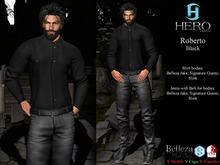 HERO - Roberto Outfit Black