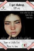 {Milk*Toast} E-girl Makeup