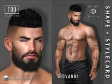 [TOO] Layers - Giovanni Shape for Daniel - Jake - Gianni - Legacy