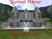 Sunset Manor **PROMO PRICE!**