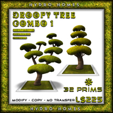 Hydro Homes - Droopy Tree Combo