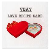 DFS Vday Love Recipe Card