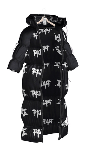 Pare.Froid Weather Puffer - #Pare.