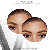 Cosmetize / Natural Hottie Hairbase Collection / Genus Catwa Lelutka