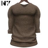 Nero - Angelo - V shirt - Khaki