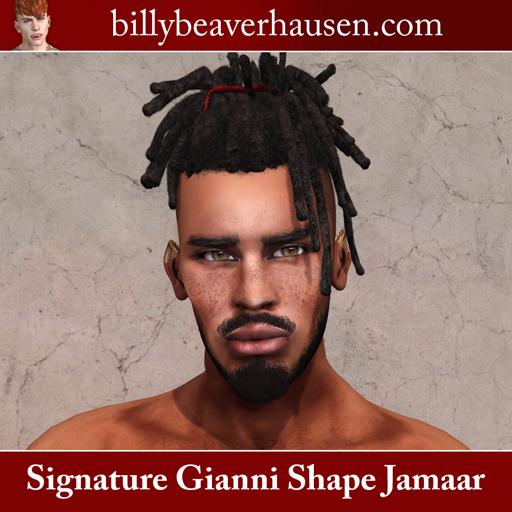 Signature Gianni Shape Jamaar