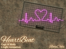 .: RatzCatz :. Neon Sign Wall *HeartBeat*