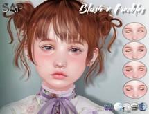 Sap ~ Blush and Freckles (Catwa   Genus   Lelutka Evolution/Origins   Omega)