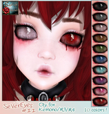 *{ SeVered GarDeN } * SeVerEyes # 11 - for Kemono/M3/M4