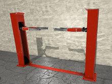 Car Lift - Mesh - 1 prim each