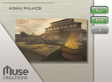 .::Muse Creations::. Asian Palace COPY/MOD *BOXED*