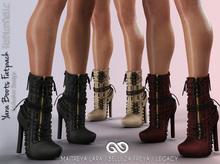 YARA FEMALE  BOOTS FATPACK -MAITREYA-FREYA-LEGACY -MAITREYA-FREYA-LEGACY