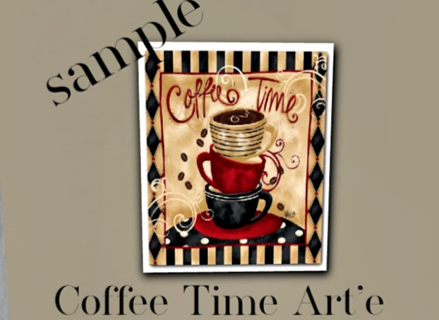 Coffee Time Art'e PROMO