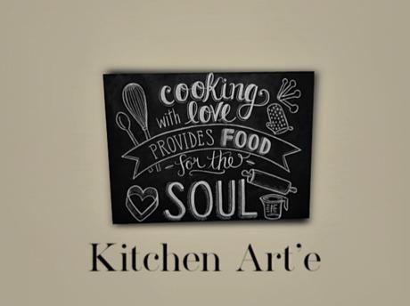 Kitchen Art  *DOLLARBIE*