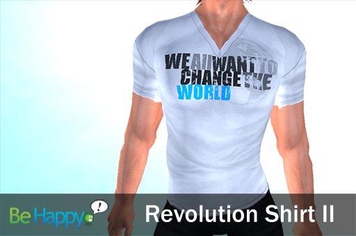 !BH ~Revolution Shirt II