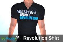 !BH ~Revolution Shirt I