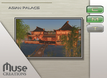 .::Muse Creations::. Asian Beach House boxed
