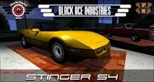 [B.A.I] 1985 Stinger S4