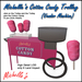 Michelle's Cotton Candy Trolley