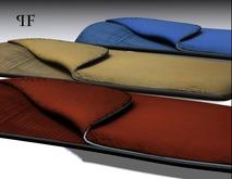Sleeping bag 002 - Unrolled