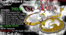 Super Leopard Noodle Yellow MOD