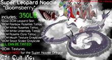 Super Leopard Noodle Bloomsberry MOD