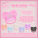 Kawaii couture   pacifier ads 3