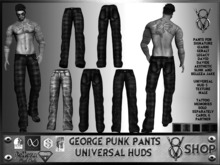 DEMO+V8 SHOP+ GEORGE PANTS UNIVERASAL HUD+