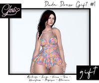 *Gloss* Duda Dress - Gift #1